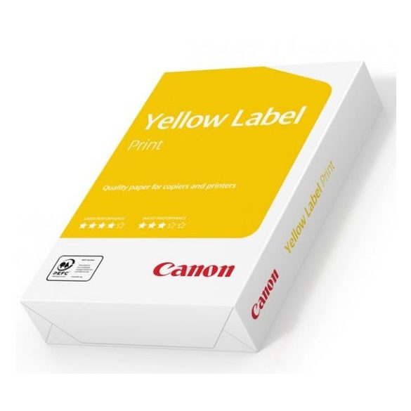 Canon Yellow Label Print/Copy A/4 80gr