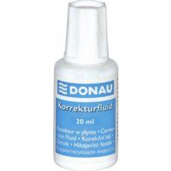 Hibajavító folyadék, oldószeres, 20 ml, DONAU