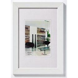 """Képkeret, fa, 10x15 cm, """"Grado"""" fehér"""
