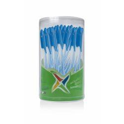 """Golyóstoll, 0,3 mm, kupakos, FLEXOFFICE """"Candee"""", kék 50 db/csomag"""