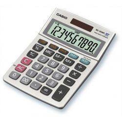 """Számológép, asztali, 10 számjegy, CASIO """"MS-100"""""""