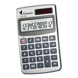 """Zsebszámológép, 8 számjegy, VICTORIA """"GVZ-152"""""""