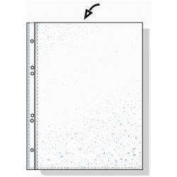 Genotherm, lefűzhető, A5, 45 mikron, narancsos felület, REXEL 100db/csom