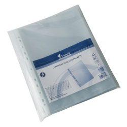Genotherm, lefűzhető, A4, 80 mikron, narancsos felület, VICTORIA 100 db/csom