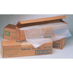 Hulladékgyűjtő zsák iratmegsemmisítőhöz, 23-28 literes kapacitásig, FELLOWES