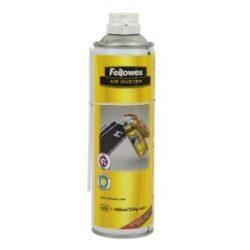 Sűrített levegős porpisztoly, HFC mentes, 520 ml/350 ml, FELLOWES