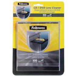 Tisztító CD/DVD-lézerlencséhez, FELLOWES