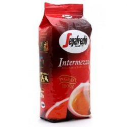 """Kávé, pörkölt, szemes, vákuumos csomagolásban, 1000 g, SEGAFREDO """"Intermezzo"""""""