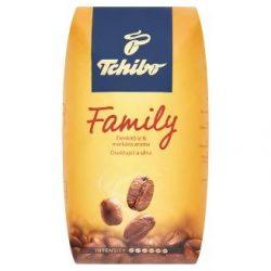 """Kávé, pörkölt, szemes, vákuumos csomagolásban, 1000 g,  TCHIBO """"Tchibo Family"""""""
