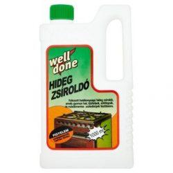 WellDone Hideg zsíroldó utántöltő 1 liter