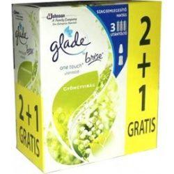 Glade by Brise One Touch utt.2+1 30ml Gyöngyvirág