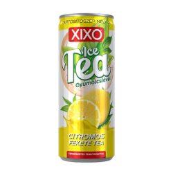 XIXO Ice tea citrom 250 ml