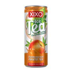 XIXO Ice tea őszibarack 250 ml