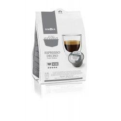 Gimoka Kapszula Dolce Gusto kompatibilis Espresso Deciso 16db
