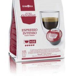 Gimoka Kapszula Dolce Gusto kompatibilis Espresso Intenso 16db