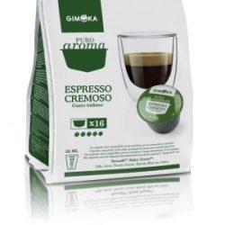 Gimoka Kapszula Dolce Gusto kompatibilis Espresso Cremoso 16db