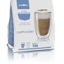 Gimoka Kapszula Dolce Gusto kompatibilis Cappucino 2*8db