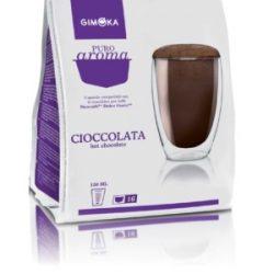 Gimoka Kapszula Dolce gusto kompatibilis Cioccolato 16db