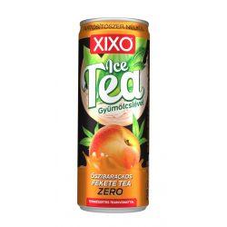 XIXO Ice tea őszibarack ZERO 250 ml