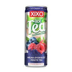 XIXO Ice tea málna-áfonya 250 ml