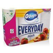 """Toalettpapír, 3 rétegű, 24 tekercses, """"Vanessa"""""""