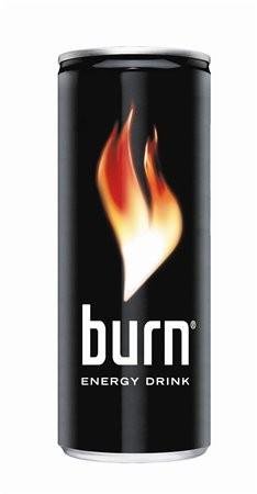 Energiaital, 250 ml, BURN