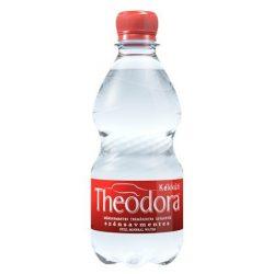Ásványvíz, szénsavmentes, 0,33 l, pet palack, THEODORA