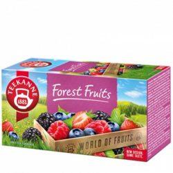 """Gyümölcstea 20x2,5 g, TEEKANNE """"Forest Fruits"""", erdei gyümölcs"""