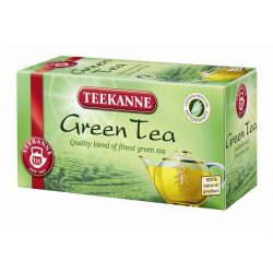 Zöld tea, 20x1,75 g, TEEKANNE