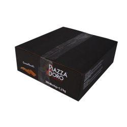 """Keksz, vödrös, 200 db, """"Piazza d'Oro"""", karamell"""