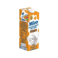Tartós tej, dobozos, laktózmentes, 1 l, MIZO