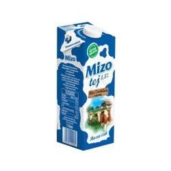 Tartós tej, visszazárható dobozban, 1,5 %, 1 l, MIZO (12 db/karton)