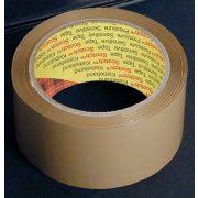 Csomagolószalag, 50mm x 66m, 3M SCOTCH, barna