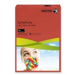 """Másolópapír, színes, A4, 80 g, XEROX """"Symphony"""", sötétpiros (intenzív)"""
