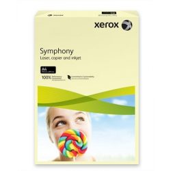 """Másolópapír, színes, A4, 80 g, XEROX """"Symphony"""", csontszín (pasztell)"""