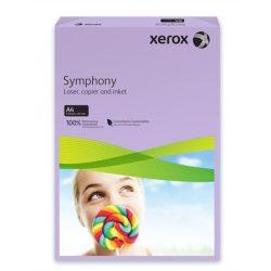 """Másolópapír, színes, A4, 80 g, XEROX """"Symphony"""", lila (közép)"""