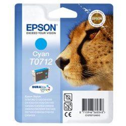 """Tintapatron """"Stylus D78, D92, D120"""" nyomtatókhoz, EPSON kék, 5,5ml"""