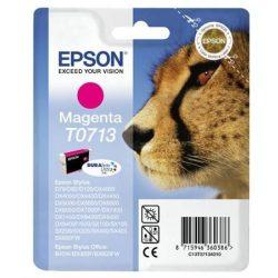 """Tintapatron """"Stylus D78, D92, D120"""" nyomtatókhoz, EPSON vörös, 5,5ml"""