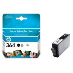 """Tintapatron """"Photosmart C5380, C6380, D5460"""" nyomtatókhoz, HP """"nr364"""" fekete, 250 oldal"""