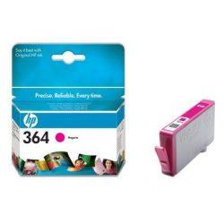 """Tintapatron """"Photosmart C5380, C6380, D5460"""" nyomtatókhoz, HP """"nr364"""" vörös, 300 oldal"""