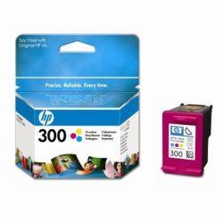 """Tintapatron """"DeskJet D2560, F4224, F4280"""" nyomtatókhoz, HP """"nr300"""" színes, 165 oldal"""
