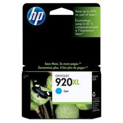"""Tintapatron """"OfficeJet 6000, 6500"""" nyomtatókhoz, HP """"nr920xl"""" kék, 700 oldal"""