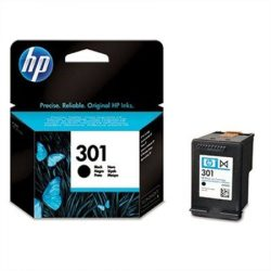 "Tintapatron ""DeskJet 2050"" nyomtatóhoz, HP ""nr301"" fekete, 190 oldal"