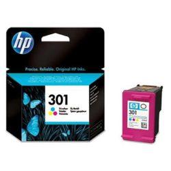 """Tintapatron """"DeskJet 2050"""" nyomtatóhoz, HP """"nr301"""" színes, 165 oldal"""