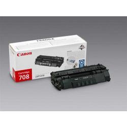 """Lézertoner """"i-SENSYS LBP 3300, 3360"""" nyomtatókhoz, CANON fekete, 2,5k"""