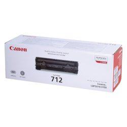 """Lézertoner """"i-SENSYS LBP 3010, 3100"""" nyomtatókhoz, CANON fekete 1,5k"""