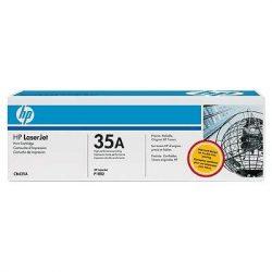 "Lézertoner ""LaserJet P1005, P1006"" nyomtatókhoz, HP ""CB435A"" fekete, 1,5k"