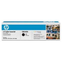 "Lézertoner ""ColorLaserJet CM1300, CP1210"" nyomtatókhoz, HP ""CB540A"" fekete, 2,2k"