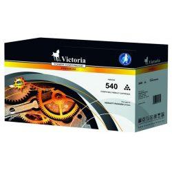 "Lézertoner ""ColorLaserJet CM1300, CP1210"" nyomtatókhoz, VICTORIA fekete, 2,2k"