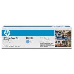 """Lézertoner """"ColorLaserJet CM1300, CP1210"""" nyomtatókhoz, HP """"CB541A"""" kék, 1,4k"""